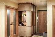 Фото 12 Угловой шкаф в коридор: выбираем оптимальное решение и определяемся с габаритами