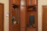 Фото 13 Угловой шкаф в коридор: выбираем оптимальное решение и определяемся с габаритами