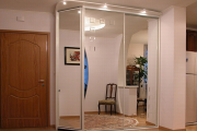 Фото 15 Угловой шкаф в коридор: выбираем оптимальное решение и определяемся с габаритами
