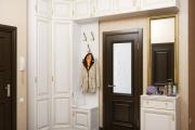 Фото 18 Угловой шкаф в коридор: выбираем оптимальное решение и определяемся с габаритами