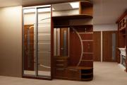 Фото 26 Угловой шкаф в коридор: выбираем оптимальное решение и определяемся с габаритами