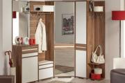 Фото 28 Угловой шкаф в коридор: выбираем оптимальное решение и определяемся с габаритами