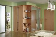 Фото 29 Угловой шкаф в коридор: выбираем оптимальное решение и определяемся с габаритами