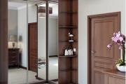 Фото 34 Угловой шкаф в коридор: выбираем оптимальное решение и определяемся с габаритами