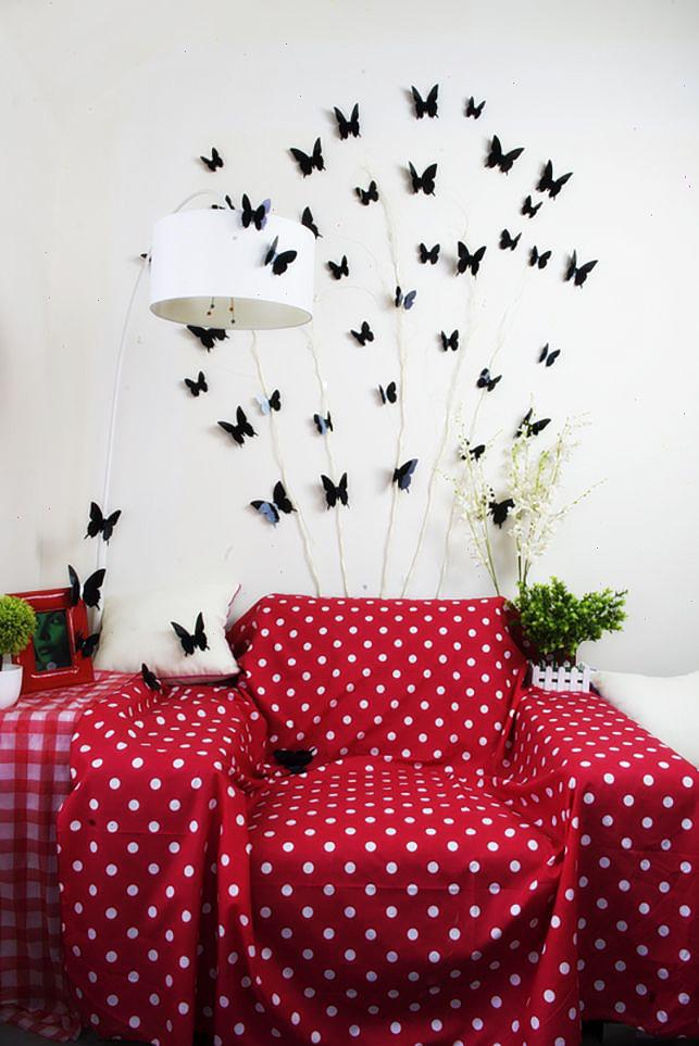 Самостоятельное изготовление бабочек поможет поднять настроение, освежить комнату и сэкономить семейный бюджет
