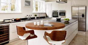 Барный стул с регулируемой высотой: индивидуальный комфорт для каждого в доме фото