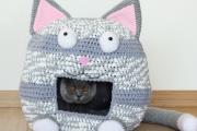 Фото 58 Делаем дом для кошки своими руками: выбор материалов и пошаговая инструкция