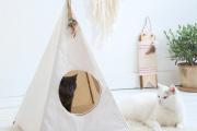 Фото 22 Делаем дом для кошки своими руками: выбор материалов и пошаговые мастер-классы
