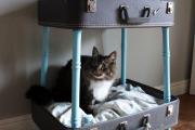 Фото 23 Делаем дом для кошки своими руками: выбор материалов и пошаговые мастер-классы