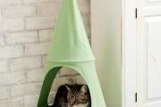 Фото 26 Делаем дом для кошки своими руками: выбор материалов и пошаговые мастер-классы