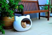 Фото 30 Делаем дом для кошки своими руками: выбор материалов и пошаговая инструкция