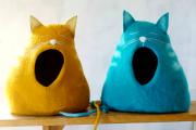 Фото 46 Делаем дом для кошки своими руками: выбор материалов и пошаговые мастер-классы