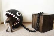 Фото 41 Делаем дом для кошки своими руками: выбор материалов и пошаговая инструкция