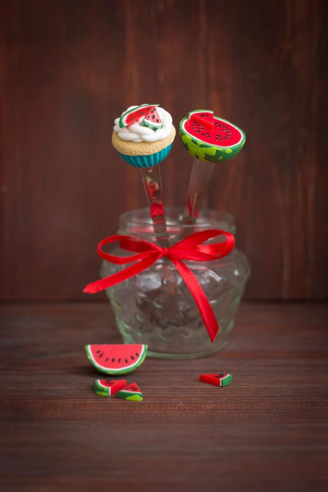 """""""Вкусная"""" десертная ложка с необычным дизайном"""
