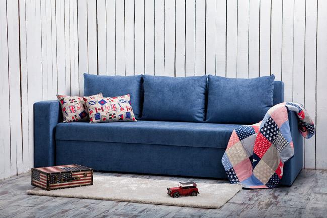 Современная модель классического дивана - книжка
