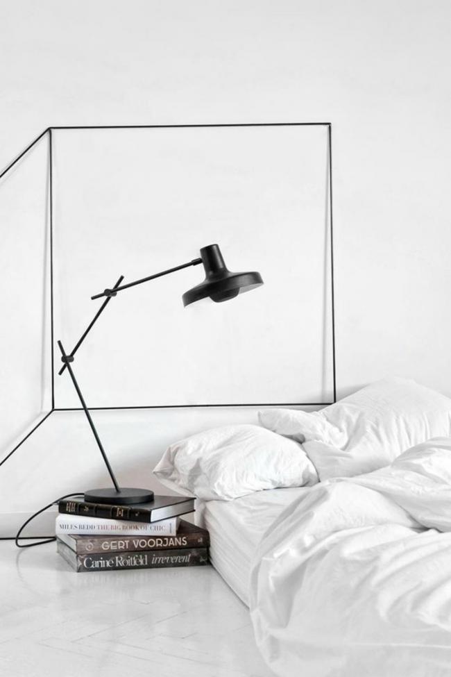 Стиль минимализм - это просторность помещений с минимум мебели и других элементов интерьера