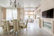 Фото 16 Дизайн двухкомнатной квартиры: лучшие реализации перепланировки и особенности зонирования