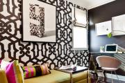 Фото 34 Дизайн двухкомнатной квартиры: лучшие реализации перепланировки и особенности зонирования
