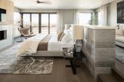Фото 27 Дизайн двухкомнатной квартиры: лучшие реализации перепланировки и особенности зонирования