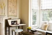 Фото 22 Дизайн двухкомнатной квартиры: лучшие реализации перепланировки и особенности зонирования