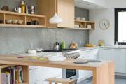 Фото 21 Дизайн двухкомнатной квартиры: лучшие реализации перепланировки и особенности зонирования