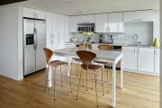 Фото 20 Дизайн двухкомнатной квартиры: лучшие реализации перепланировки и особенности зонирования