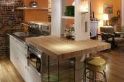 Фото 19 Дизайн двухкомнатной квартиры: лучшие реализации перепланировки и особенности зонирования