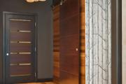 Фото 43 Межкомнатные двери-купе: варианты креплений и все, что нужно знать перед установкой
