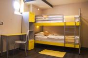 Фото 9 Двухъярусная кровать с диваном: 80+ избранных решений для оптимизации пространства