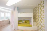 Фото 25 Двухъярусная кровать с диваном: 80+ избранных решений для оптимизации пространства