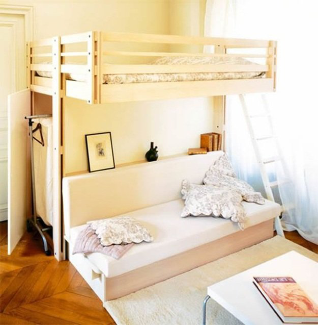 Кровать чердак для взрослых