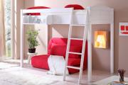 Фото 4 Двухъярусная кровать с диваном: 80+ избранных решений для оптимизации пространства