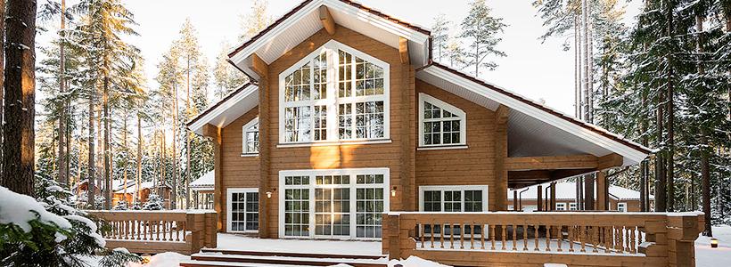Финские дома: разнообразие стиля на примере 5 проектов