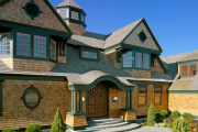Фото 1 Флюгер на крышу: финальный штрих для стильного экстерьера вашего дома