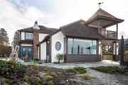 Фото 7 Флюгер на крышу: финальный штрих для стильного экстерьера вашего дома