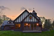 Фото 21 Флюгер на крышу: финальный штрих для стильного экстерьера вашего дома