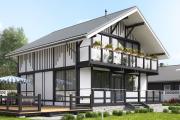 Фото 9 Фронтоны: что это такое и их роль в строительстве современных домов