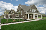 Фото 14 Фронтоны: что это такое и их роль в строительстве современных домов