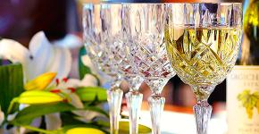 Фужеры для шампанского: тонкости этикета и все, что нужно знать о бокалах для игристого фото