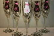 Фото 9 Фужеры для шампанского: тонкости этикета и все, что нужно знать о бокалах для игристого