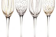 Фото 12 Фужеры для шампанского: тонкости этикета и все, что нужно знать о бокалах для игристого