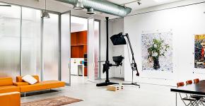 Трансформируй: современные способы изменения пространства. Мода на стеклянные перегородки фото