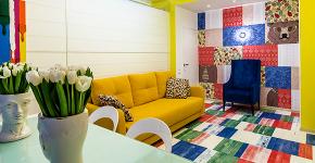 Глянцевая мебель для гостиной: придаем интерьеру акцентность и особый лоск фото