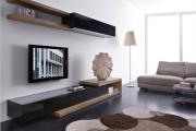 Фото 5 Глянцевая мебель для гостиной: придаем интерьеру акцентность и особый лоск