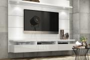 Фото 7 Глянцевая мебель для гостиной: придаем интерьеру акцентность и особый лоск