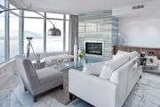 Фото 24 Глянцевая мебель для гостиной: придаем интерьеру акцентность и особый лоск