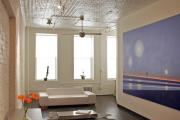 Фото 28 Глянцевая мебель для гостиной: придаем интерьеру акцентность и особый лоск