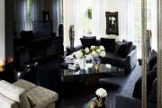 Фото 35 Глянцевая мебель для гостиной: придаем интерьеру акцентность и особый лоск