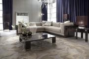 Фото 40 Глянцевая мебель для гостиной: придаем интерьеру акцентность и особый лоск