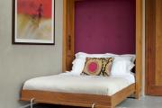 Фото 71 Гостиная и спальня в одной комнате: 120+ примеров комфортного зонирования